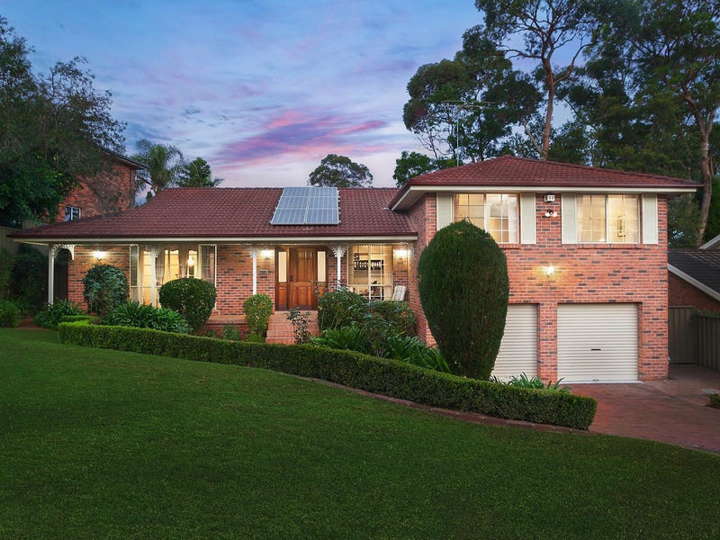 5 Stonehaven Place, Castle Hill, NSW 2154