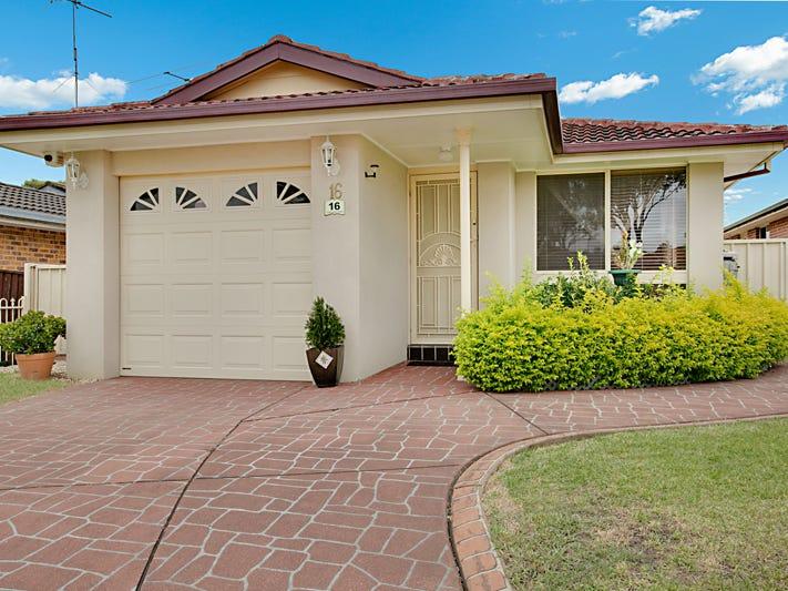 16 Blackwood Avenue, Minto, NSW 2566