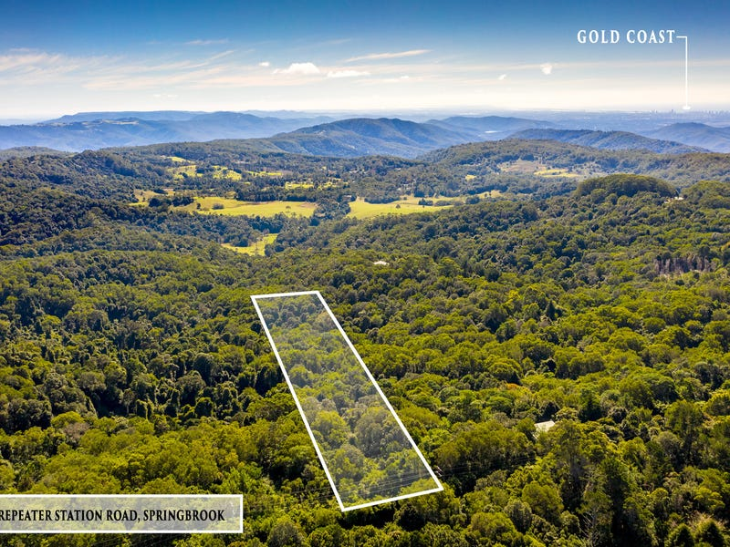 62 Repeater Station Road, Springbrook, Qld 4213