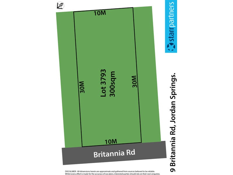 Lot 3793 9 Britannia Rd, Jordan Springs, NSW 2747