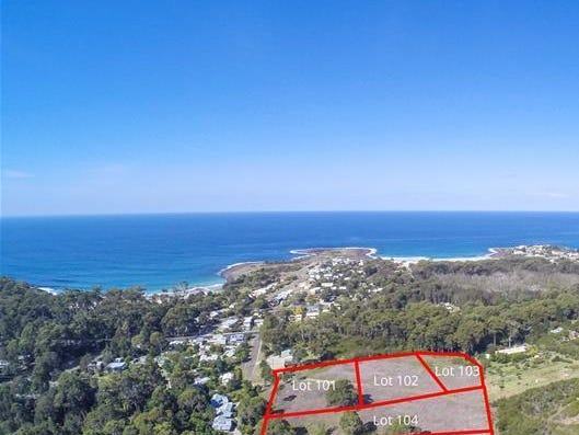 Lot 12, Lot 105 Thrush Street, Bawley Point, NSW 2539