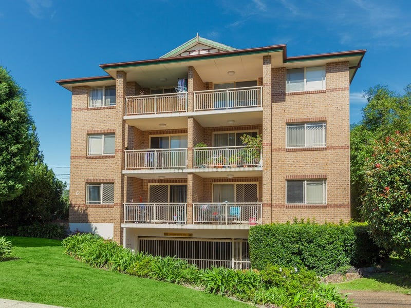 4/6a Grosvenor Street, Croydon, NSW 2132