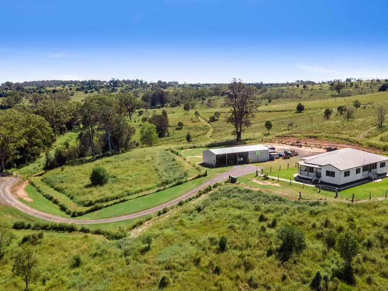 Lot 23 Gomoran-Bergen Road, Bergen, Qld 4353