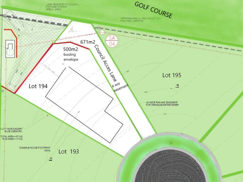 Lot 194 Humpback Crescent, Safety Beach, NSW 2456