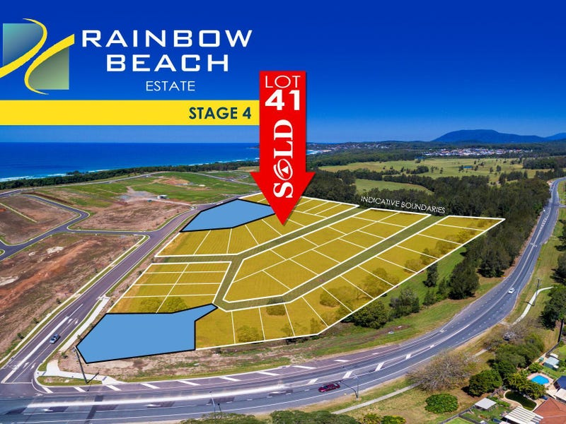 Lot 41 Rainbow Beach Estate, Lake Cathie, NSW 2445