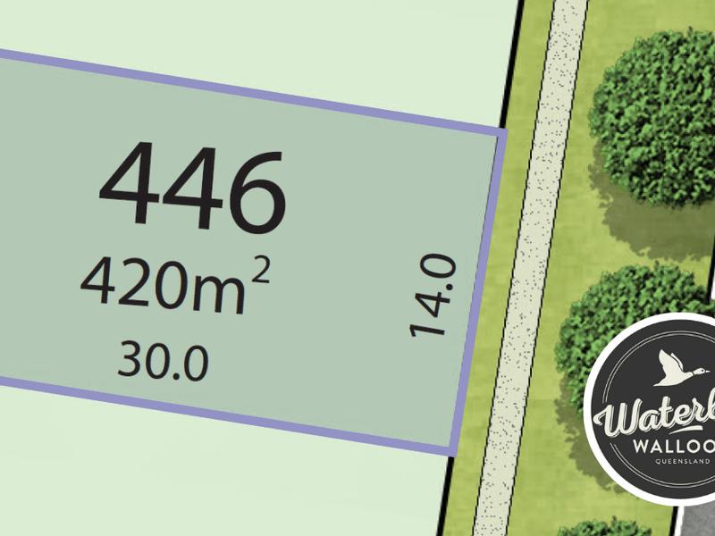 Lot 446 Waterlea, Walloon, Qld 4306