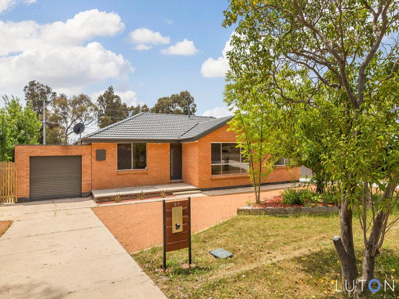 20 Arndell Street, Macquarie, ACT 2614