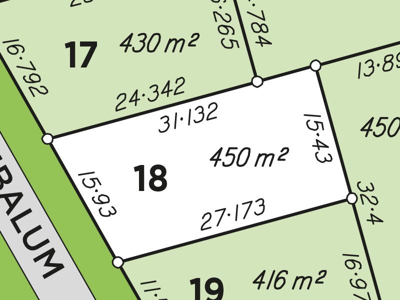 Lot 18, Cumbalum Street, Hemmant, Qld 4174