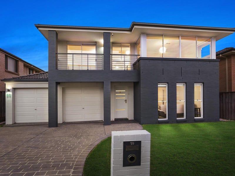 19 Hartfield Street, Stanhope Gardens, NSW 2768