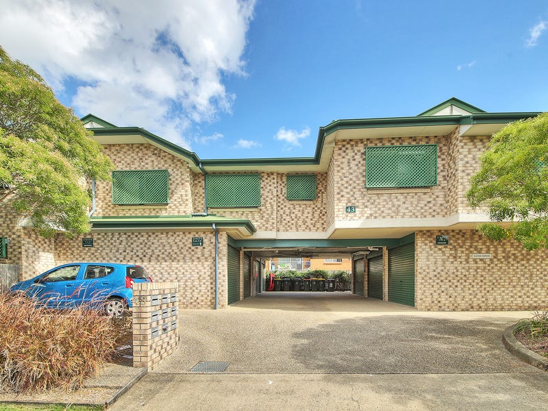 8/43 Vera St, Greenslopes, Qld 4120