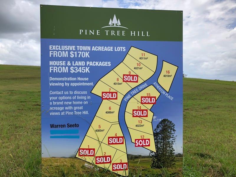 LOT 8 PINE TREE DRIVE, Winya, Qld 4515