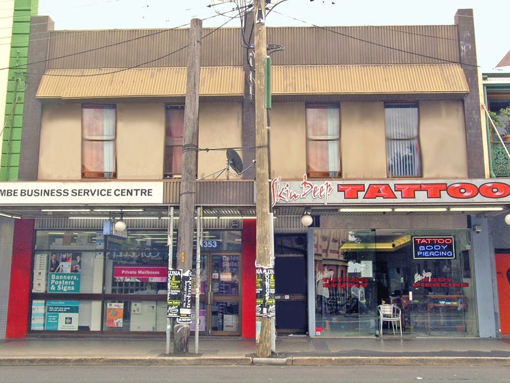 351-353 King Street, Newtown, NSW 2042