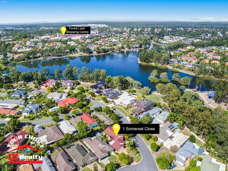 1 Somerset Close, Forest Lake, Qld 4078