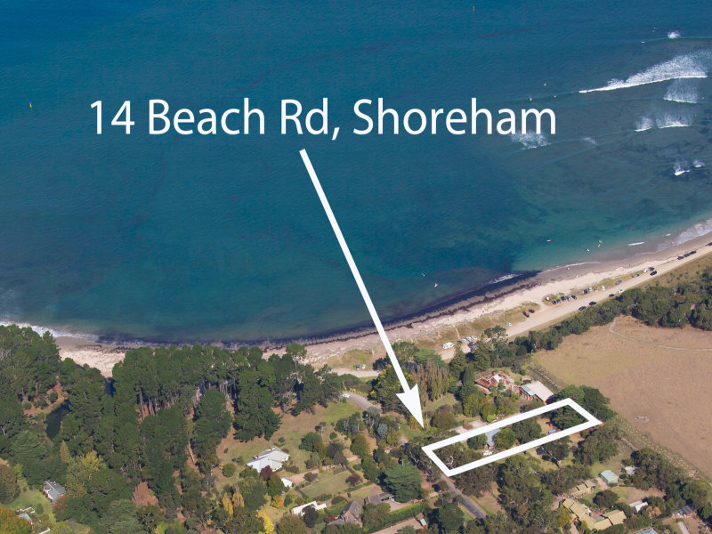 14 Beach Road, Shoreham, Vic 3916