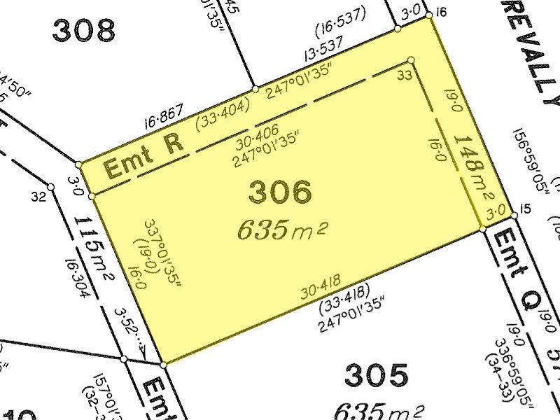 Lot 306, 4 Trevally, Kanimbla, Qld 4870