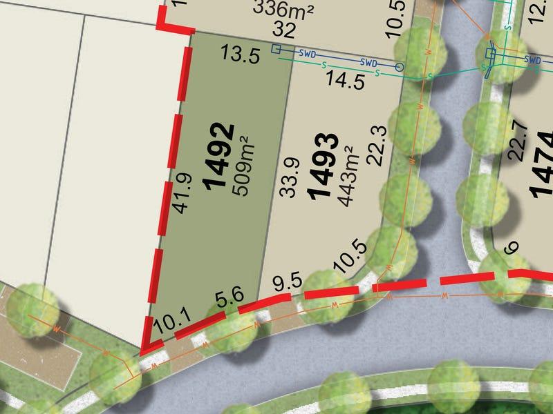 Lot 1492, Park Rise, Ripley, Qld 4306