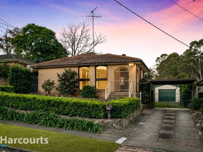 20 Oleander Crescent, Riverstone, NSW 2765