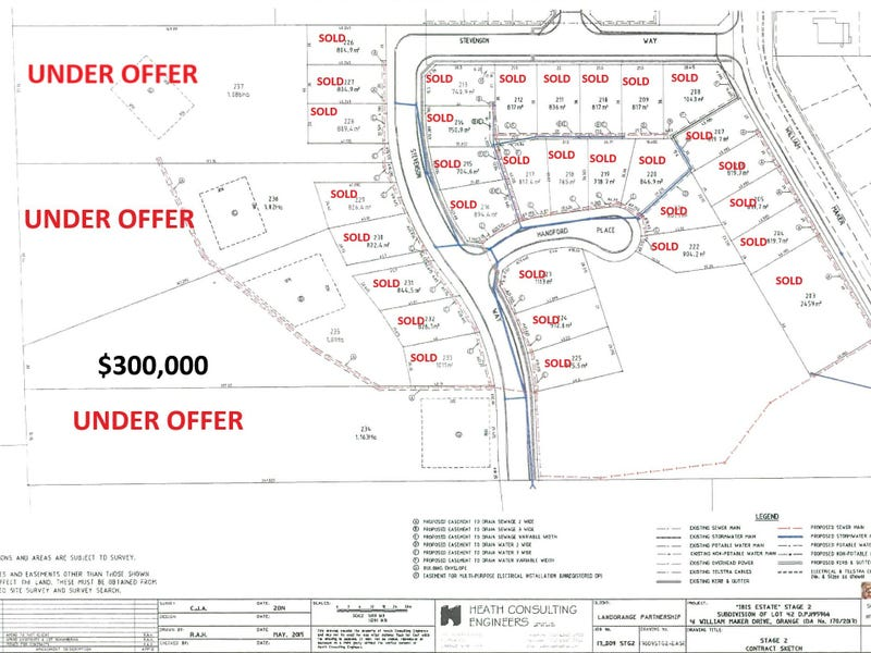 Lot 235 Ibis Estate, Orange, NSW 2800