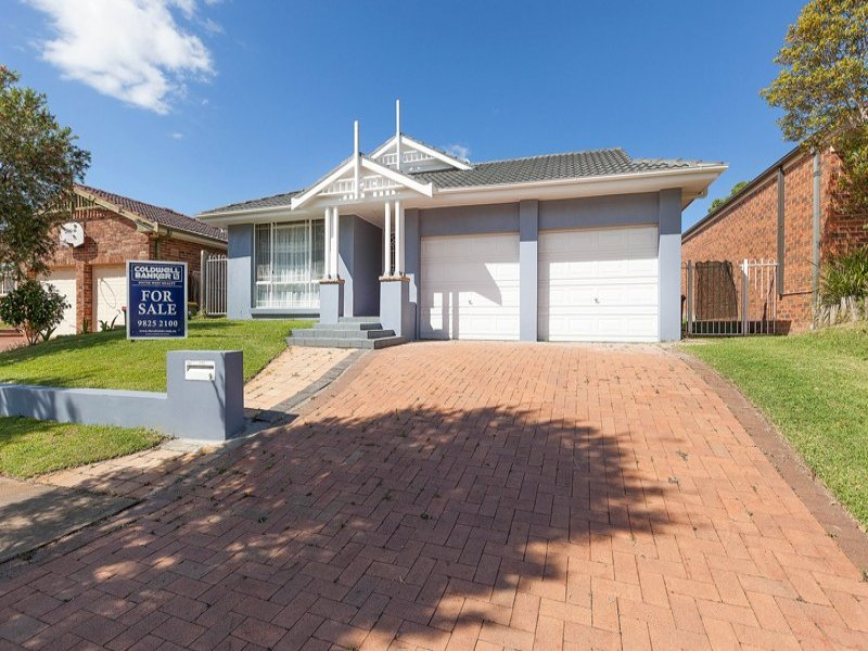 9 Merryville Court, Wattle Grove, NSW 2173