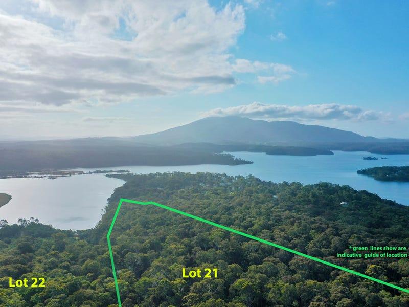21, DP707712, 627 Wallaga Lake Road, Bermagui, NSW 2546