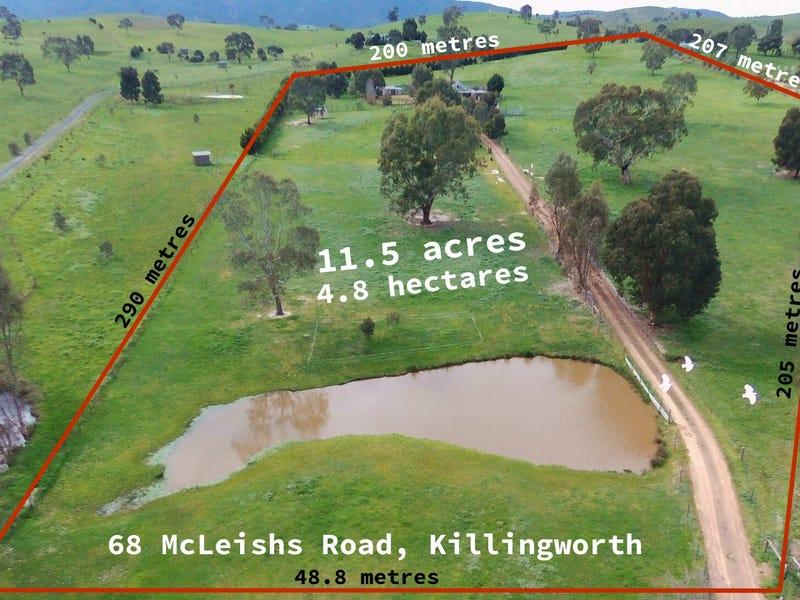 68 McLeish's Road, Yea, Vic 3717