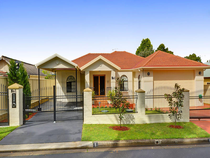 1 Spedding Road, Hornsby, NSW 2077