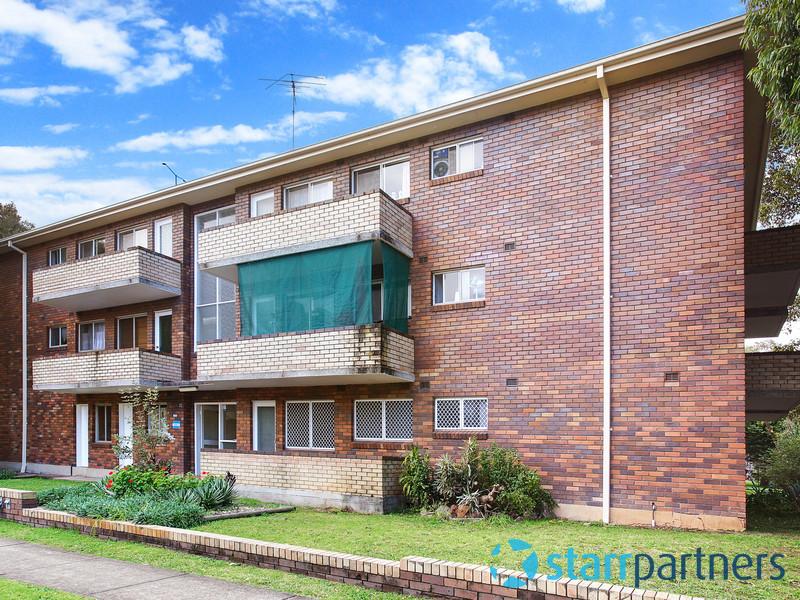 2/61 St Ann Street, Merrylands, NSW 2160