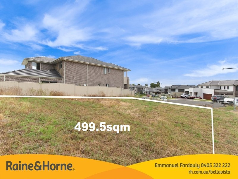 Lot 301 Peppercorn Place, Glenwood, NSW 2768