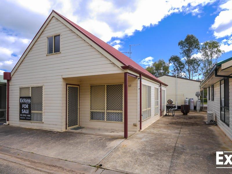 43 Cabin Yarrawonga Holiday Park, Yarrawonga, Vic 3730