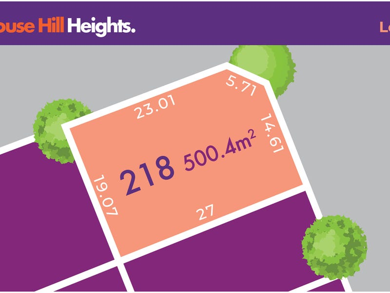Lot 218 Land at Rouse Hill Heights, Box Hill, NSW 2765