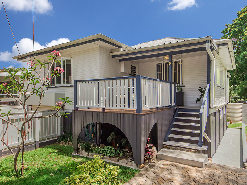 5 BOUNDARY ROAD, Indooroopilly, Qld 4068