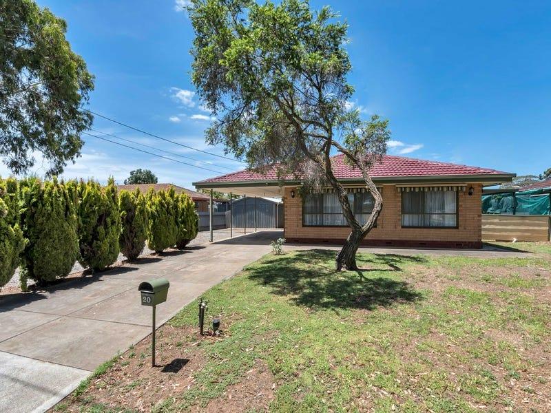 20 Quondong Avenue, Parafield Gardens, SA 5107