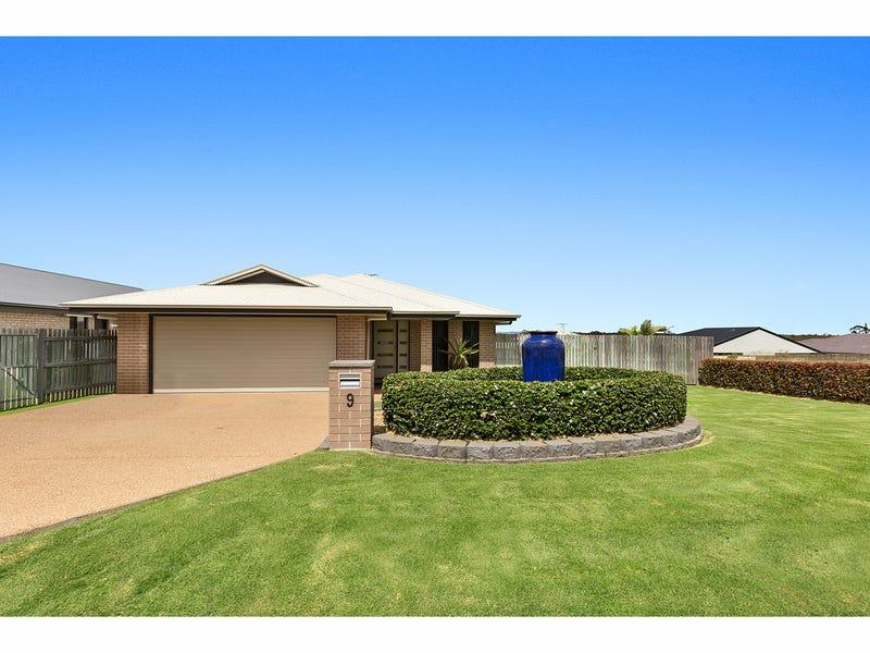 9 Geoff Wilson Drive, Norman Gardens, Qld 4701