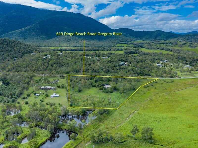 619 Dingo Beach Road, Gregory River, Qld 4800
