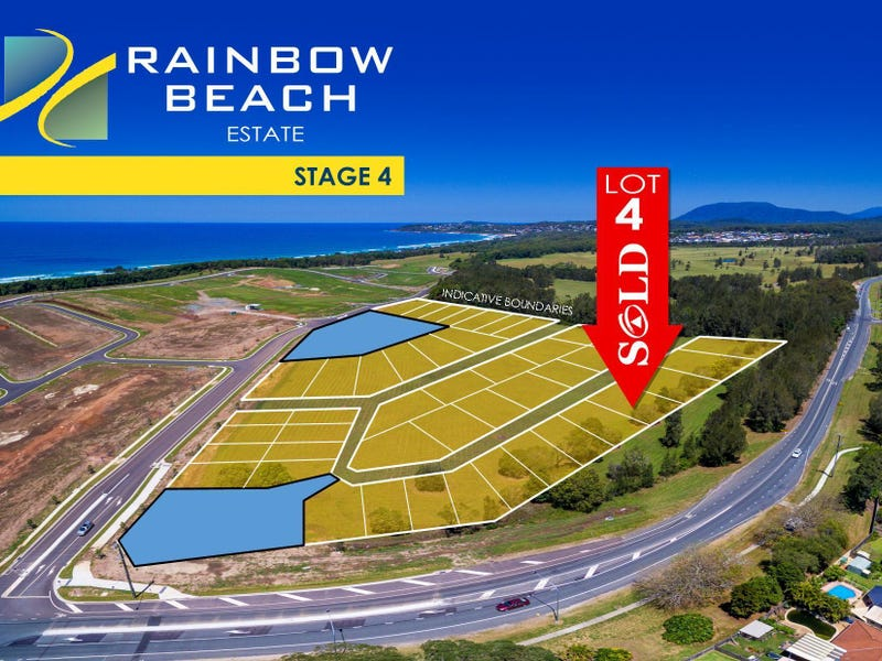 Lot 4 Rainbow Beach Estate, Lake Cathie, NSW 2445