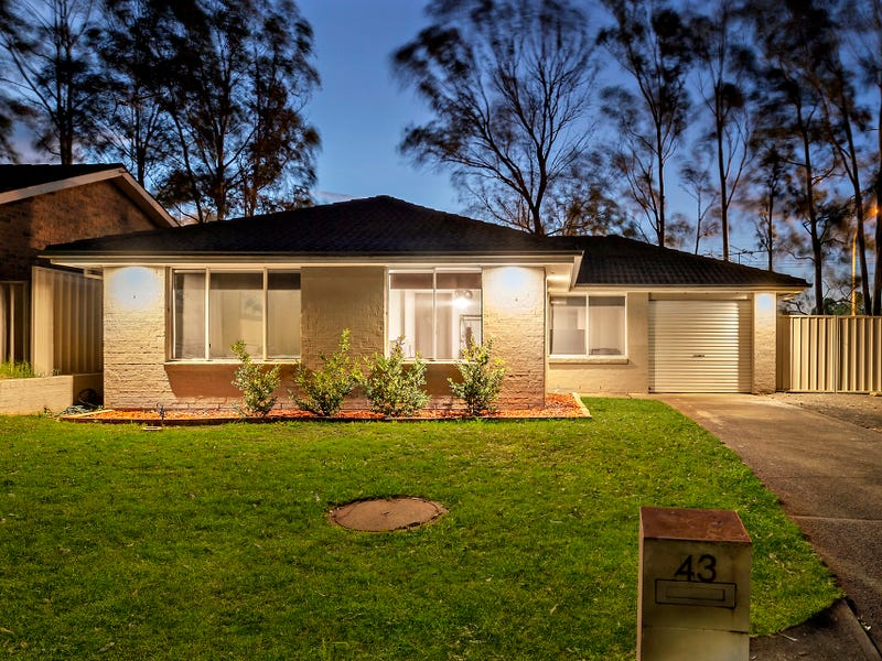 43 Manning Place, Currans Hill, NSW 2567