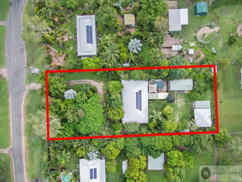 441 Forestry  Road, Bluewater, Qld 4818