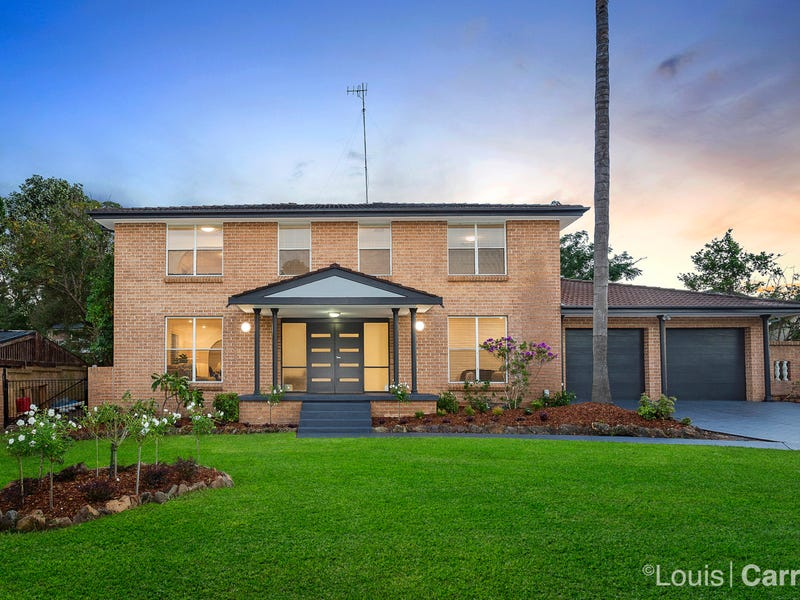 13 Duff Place, Castle Hill, NSW 2154