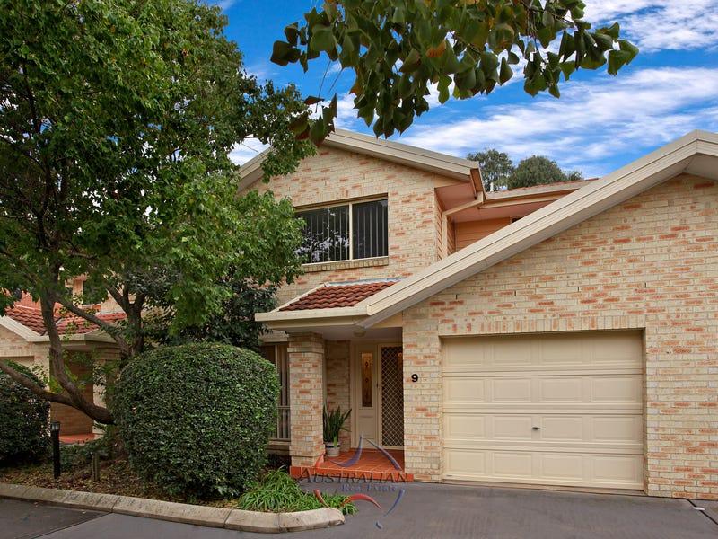 9/18 Hawker Street, Kings Park, NSW 2148
