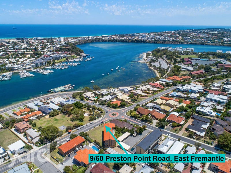 9/60 Preston Point Road, East Fremantle, WA 6158