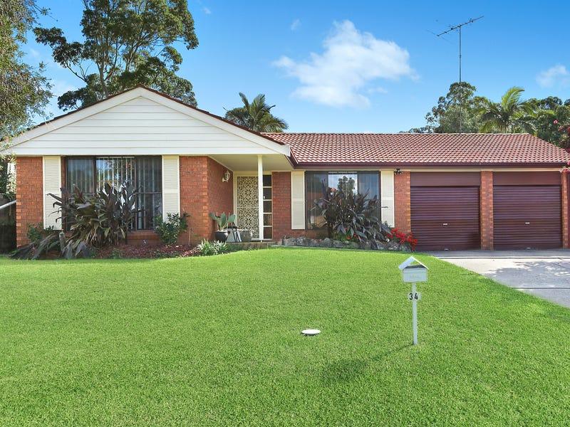 34 Salamander Grove, Baulkham Hills, NSW 2153