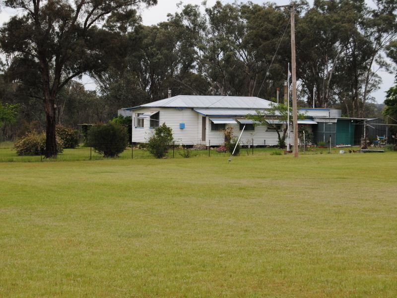 181 Hospital Flat Road, Tingha, NSW 2369