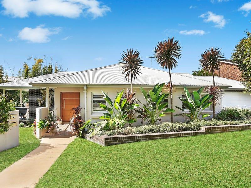 2 Sunnyside Avenue, Caringbah, NSW 2229
