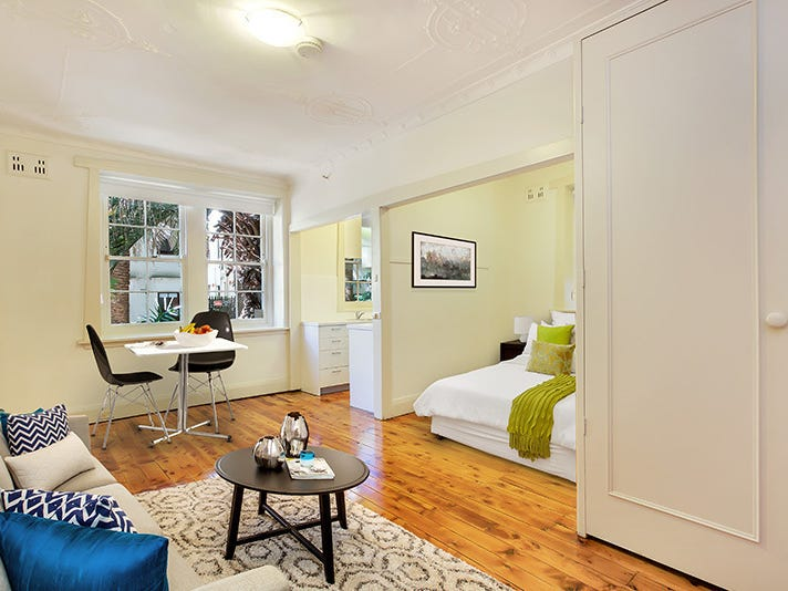 1/42 Bayswater Road, Rushcutters Bay, NSW 2011
