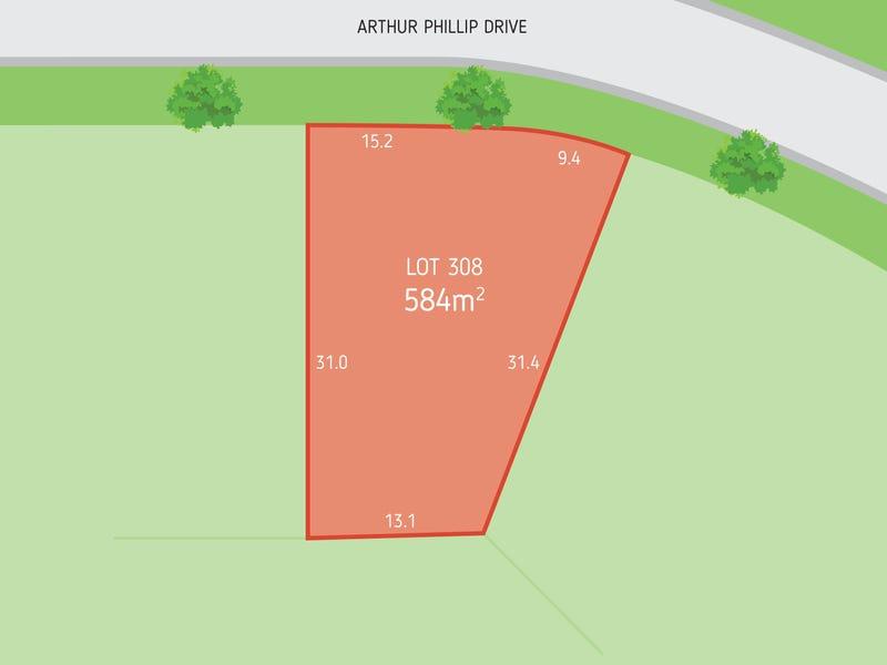 Lot 308/95 Arthur Phillip Drive, North Richmond, NSW 2754