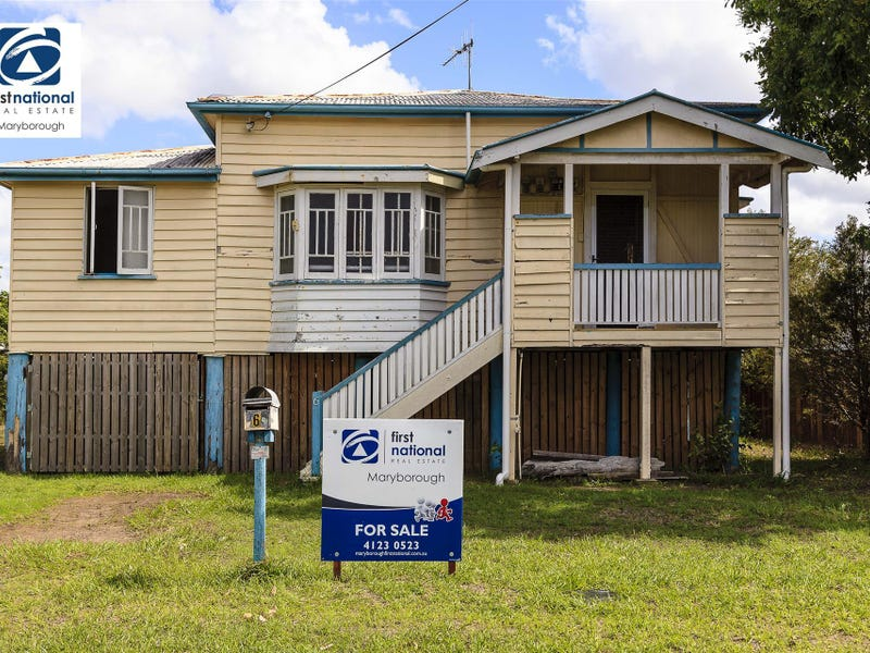 6 May Street, Granville, Qld 4650