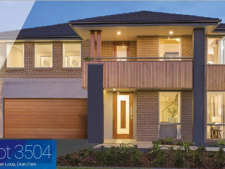 Lot 3504 Webber Loop, Oran Park, NSW 2570