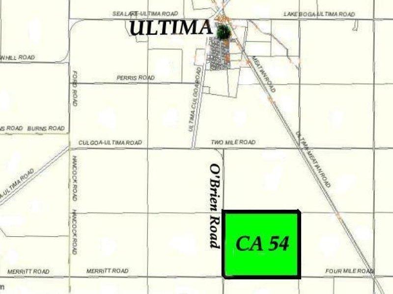 O'Brien Road, Ultima, Vic 3544