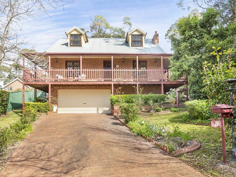 7 Shakespeare Drive, Winmalee, NSW 2777