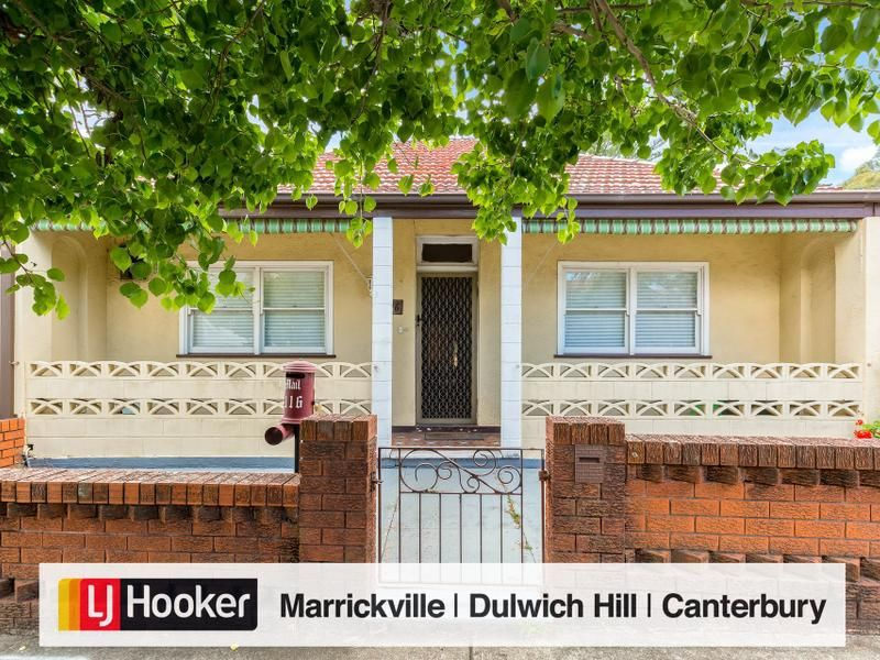 116 Constitution Road, Dulwich Hill, NSW 2203